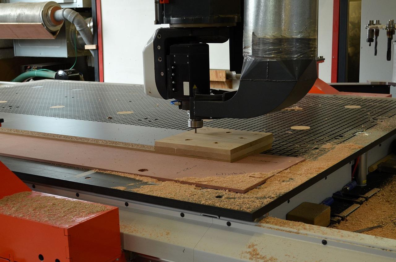 frézování dřeva