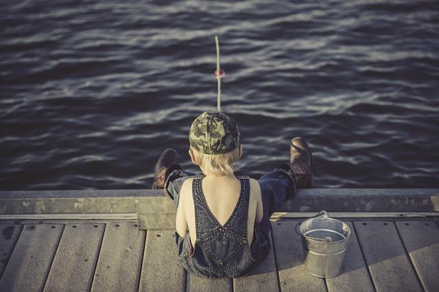chytání ryb