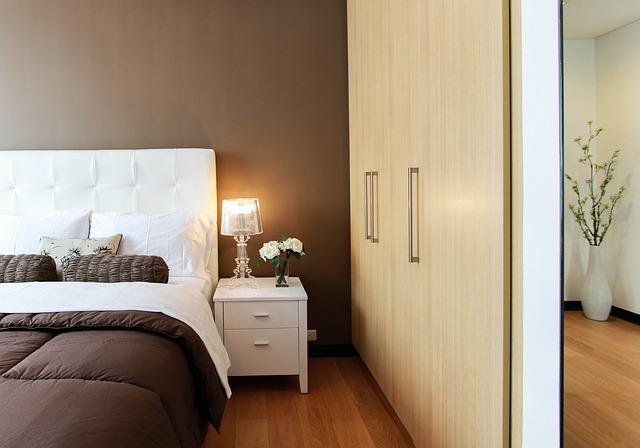 sladěná ložnice