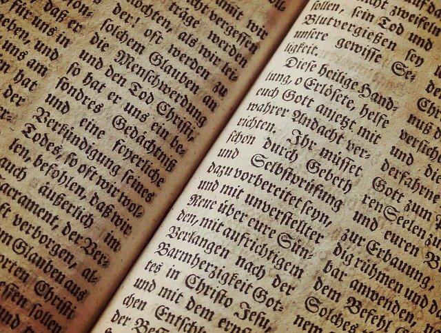strany bible