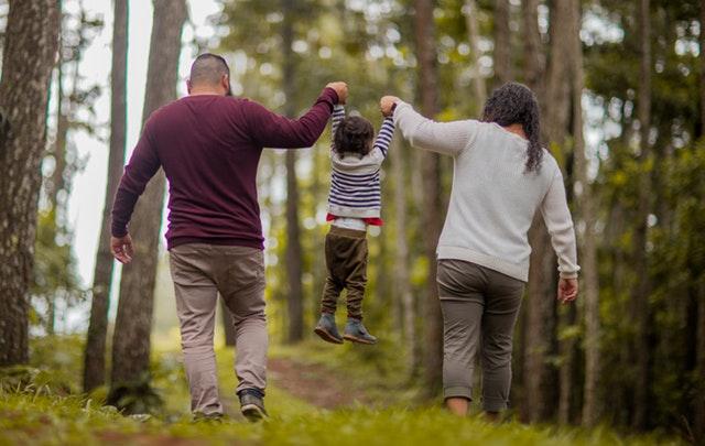 rodinný výlet